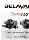 PowerFLO - Model FB2 - Diaphragm Pump Brochure