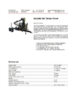IGLAND 300 Timber Trailer Brochure