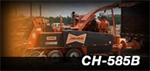 Dynamic - Model CH6025 - Biomass Chippers