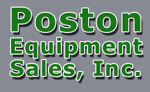 Poston Equipment Sales, Inc.