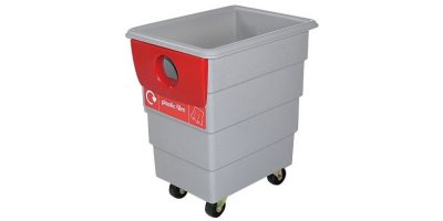 Leafield Envirotruck - Model 100L - Large Recycling Containers