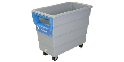 Leafield Envirotruck - Model 145L - Large Recycling Containers