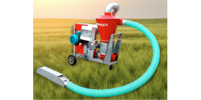 Rivakka - Model 4 kW - Suction Pressure Blower