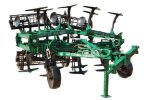 Resident - Model KShN-5.6 - Wide-Cut Semi-Mounted Cultivator