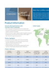 Corning Celcor - Light-Duty Substrates - Brochure