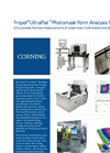 Corning Tropel - Model UltraFlat 200 - Mask System - Brochure