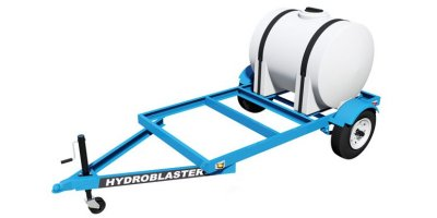 Hydroblaster - Single Axle Trailers