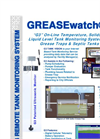 G3 GREASEwatch Monitor - Brochure