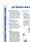 PS-50 Lift Station Monitor Tech - Brochure