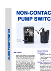 LS-300 Pump Level Switch - Brochure