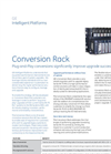 Programmable Automation Controllers Systems Conversion Rack - Brochure