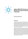 Agilent J&W - GC & GC/MS - Plot PT Columns Technical Overview Brochure