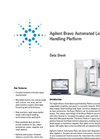 Bravo Automated Liquid Handling Platform Data Sheet