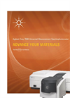 Cary - Model 7000 - Universal Measurement Spectrophotometer (UMS) Brochure