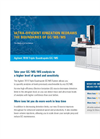 Agilent 7010 Series Triple Quadrupole GC/MS System Brochure