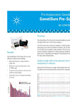 GenetiSure Pre-Screen Kit Brochure