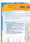 Scientific Dust Collectors - MPL - Small Vertical Cartridge Collector Brochure