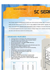 Scientific Dust Collectors - SC - Horizontal Cartridge Collector Brochure