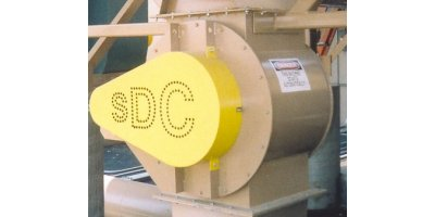 Scientific Dust Collectors - Model SDC - Fabricated Flexible Tip Rotary Airlock