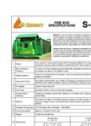 S-327 - Fire Box – Specifications