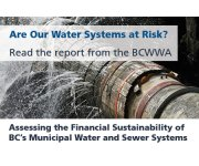 $13 Billion overhaul needed for BC water and wastewater infrastructure
