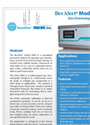 BevAlert - Model 8900 - Gas Chromatograph Analyzer - Brochure