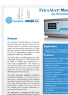 PetroAlert - Model 8900 Gas Chromatograph Analyzer Brochure