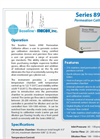 Baseline - Model Series 8990 - Permeation Calibrator Brochure