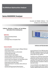 Baseline - Model Series 9000 NMHC - Non-Methane Hydrocarbon Analyzer - Brochure