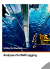 Analyzers for Well Logging - Brochure