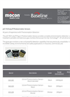 PTECH plus - Photoionization Sensors Datasheet