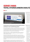 Series 9000 THA - Total Hydrocarbon Analyzer