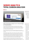 Series 9000 TCA - Total Carbon Analyzer