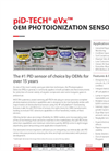 piD-TECH eVx - Photoionization Sensor Datasheet