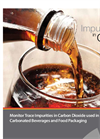 Trace Impurities in bev-grade CO2 - BevAlert Analytical System