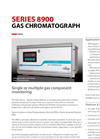 Series 8900 - Gas Chromatograph Datasheet