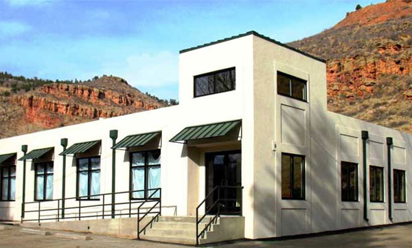 The administration, research, engineering, and fabrication facilities are located just north of Boulder in Lyons, Colorado.