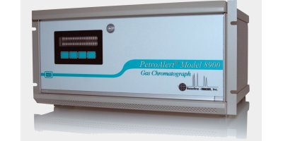 PetroAlert - Model 8900 - Gas Chromatograph Analyzer