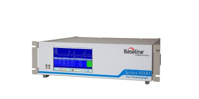 Baseline - Model Series 9100 - Gas Chromatograph