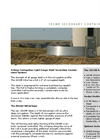 20CMR Secondary Containment Dike Brochure