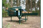Fuelwood - Model Splitta 360 - Automatic Logs and Kindling Machine