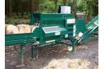 Fuelwood - Model Splitta 400 - Automatic High Production Logs and Kindling Machine