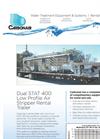 Dual STAT 400 Low Profile Air Stripper Trailer - Brochure