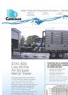 STAT 400 - Low Profile Air Stripper Trailer - Brochure