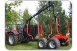 Master - Model MV 1124HD - Forest Trailers