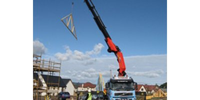Cranes for Heavy Loads