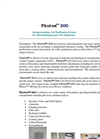 Photox - Model 200 - Advanced Indoor Air Purification System - Datasheet