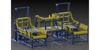 Dumpers for Fruit and Vegetable Processing Lines