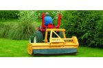 Bomford - Model Bandit - Trailed Flail Mower