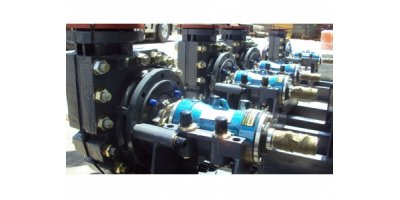 Model K-HSP/K-HSPP - High Pressure Severe Duty Pump